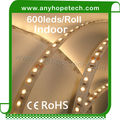 Colour Rendering Index greater than 80% high bright ip20 smd2835 led strip