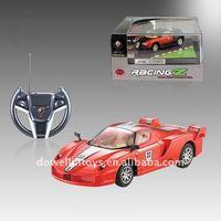 1:43 mini race car toys/Die cast metal racing edition