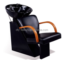 shampoo chair sitting type with complete applications