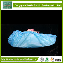 CPE Disposable Shoe Cover/Covers different pattern shoe cover machine