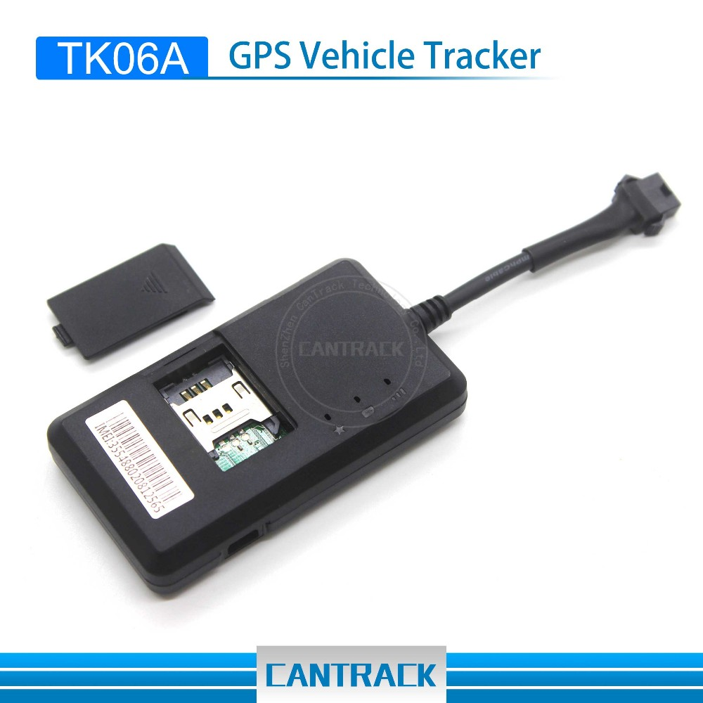 2015 NEW Version Support Vibration Alarm gps tracker gps vehicle tracking system TK06B