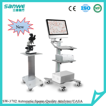 SW-3702 Andrology Sperm Quality Analyzer, Laboratory Semen Analysis System, Sperm Quality Analyzer