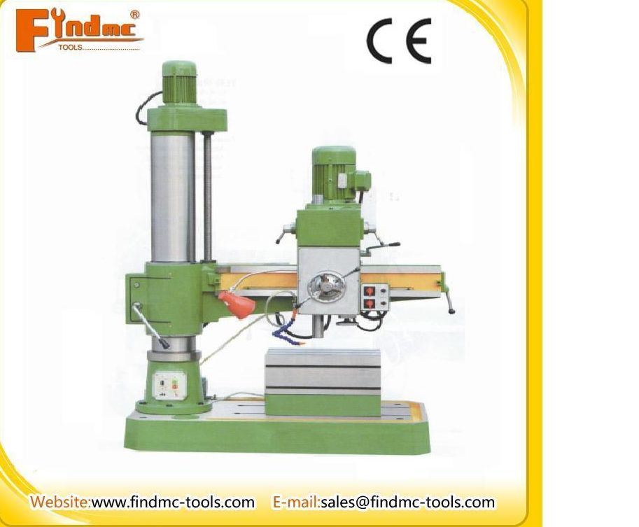 Metal drilling famous radial drilling machine z3032