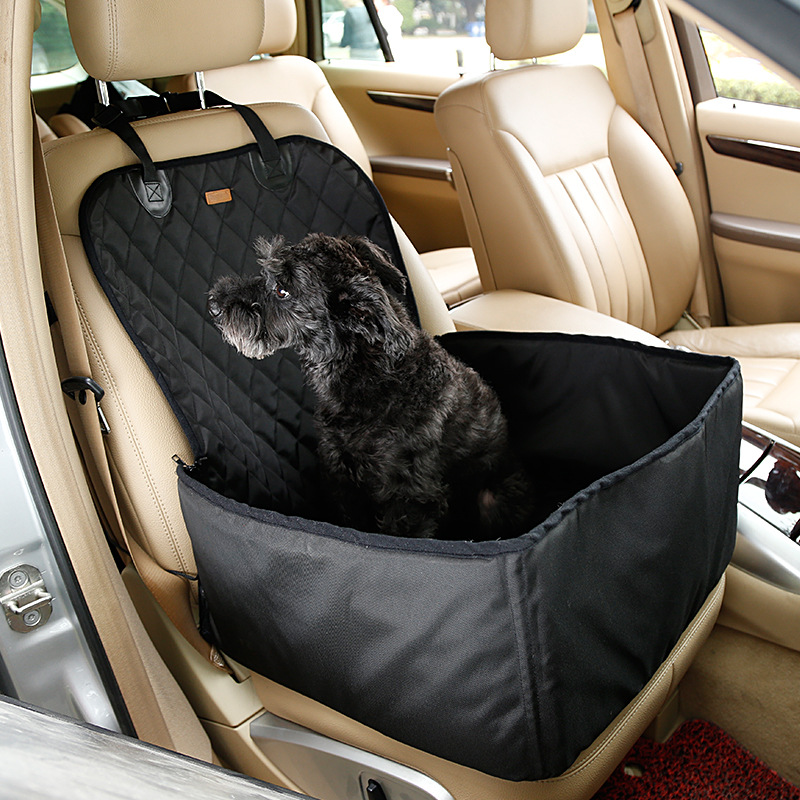 foldable dog booster seat, luxury pet car seat cover, China factory wholesale pet car seat protector