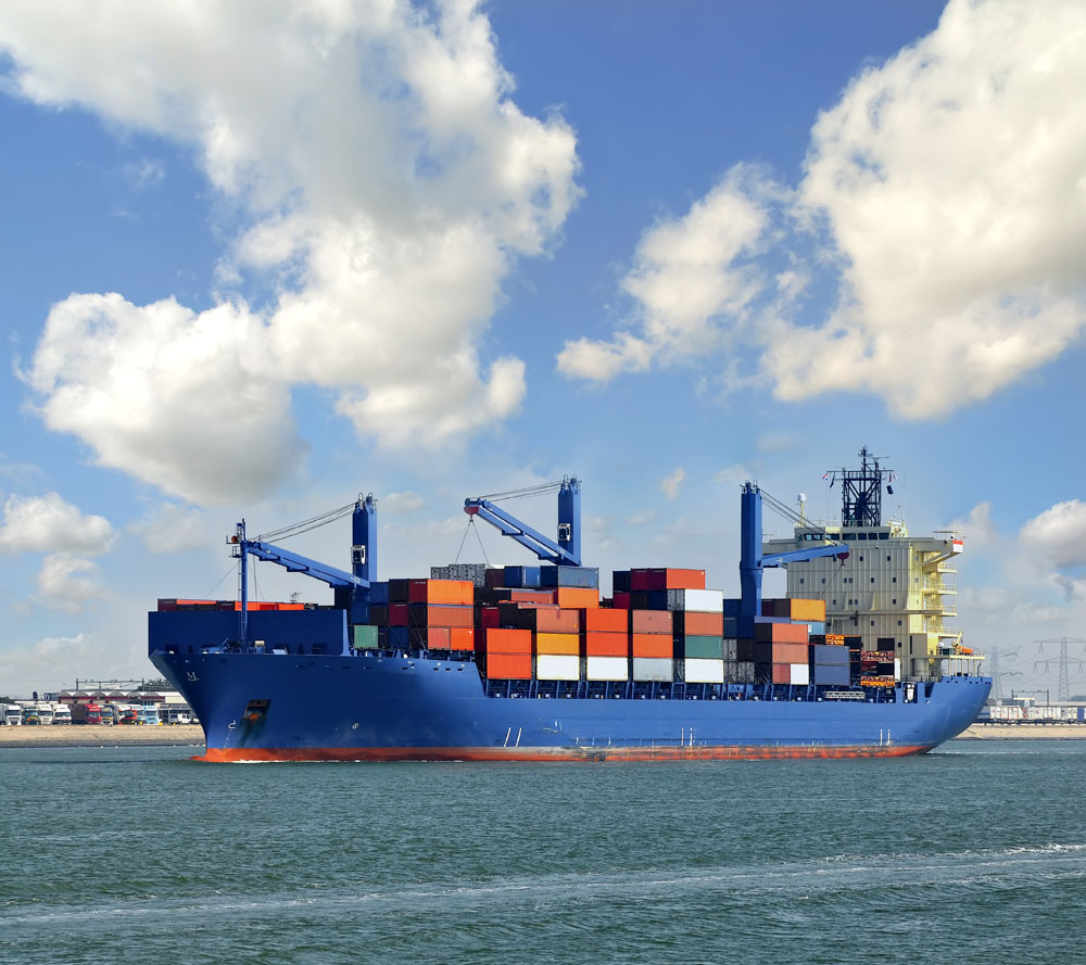 australia to china shipping transport company