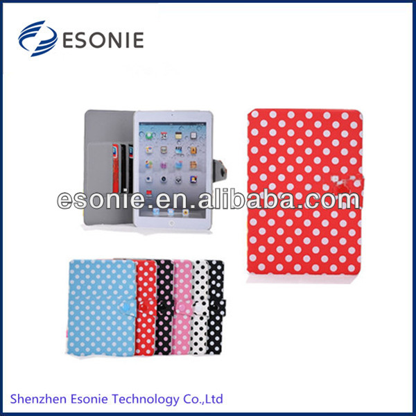 Best price for ipad mini leather case