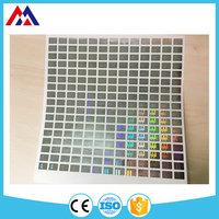 China supplier manufacture Best Choice diy sticker and laser sticker album