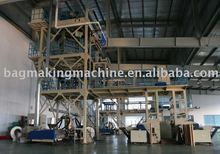 3 Multi-layer Co-extrusion Packing Film Blowing machine