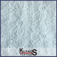 muslin cotton lace fabric