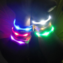 Logo Branded Conference Gift Flashing LED Bracele