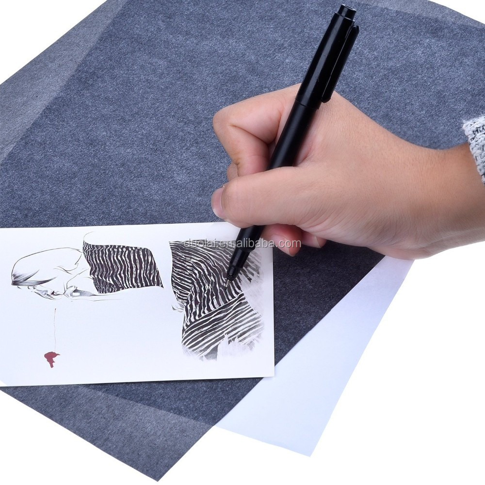 Graphite Transfer Paper Waxfree For Woods transfer Using