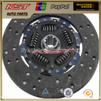 clutch disc assembly 1878000611,1861592333,1862310132,1878634025