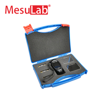 Portable digital paint elcometer , coating thickness gauge