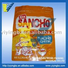 opp/cpp printed plastic bag for food packing