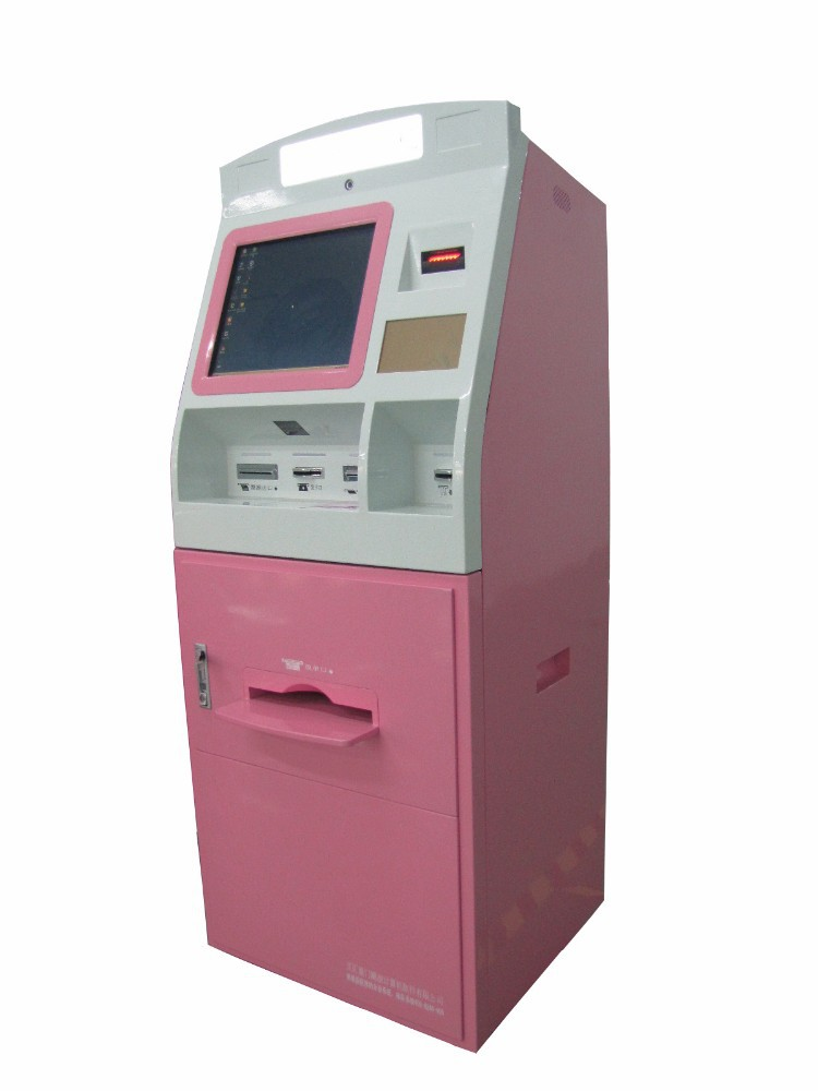 ATM machine ,ATM kiosk for Bank , Bank ATM machine