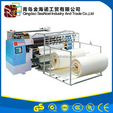 Used Spring Mattress Cover Multi Needle Quilting Making Machine