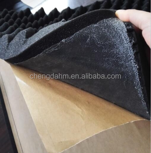 self adhesive foam padding