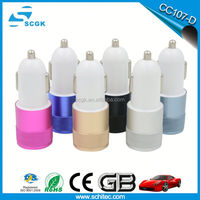 quick charge 2.0 usb car charger 9v/2a eletric type black or white