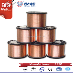 High quality Factory Supply Copper Clad Aluminum Wire CCA electrical wire