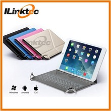 Mini bluetooth keyboard with touchpad for ipad/iphone