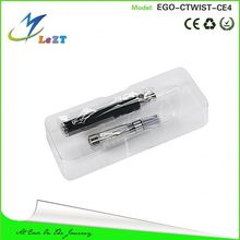 e-cigarette 2013 battery electronic ego c twist colored smoke cigarette,new ecig 2013 variable voltage mod ego twist