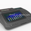 EKEMP POS system free SDK with NFC/MSR/PSAM/RFID card reader,bus/taxi pos system P9