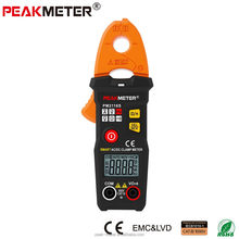 1000amp Portable Smart Mini AC DC digital clamp meter PM2116S with Non-contact voltage detector
