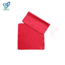Microfiber Lens Cleaning Cloth, Washable and Reusable, Customized Sizes