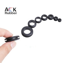 High quality OEM 1/4'' silicone/EPDM/SBR Rubber Grommet