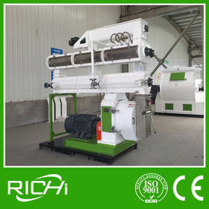 10-20 T/H High Quality Auto Animal Poultry Chicken Cattle Cow Pig Goat Sheep Feed Production Line for Sale