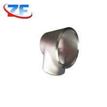 316 pipe fitting lateral tee weld ell tee pipe 301 stainless steel pipe