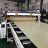 plaster board making machine