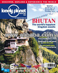 BBC Lonely Planet (Asia)