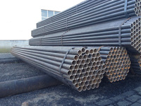 ASTM A53-2007 black welded steel pipe