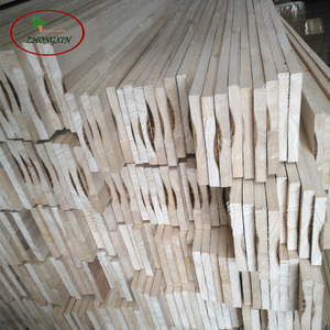 Rough Paulownia Edge Glued Finger Joint Wood Panels
