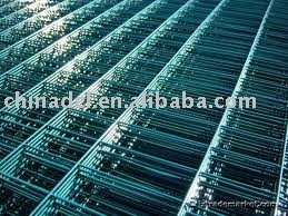 Plastic PVC coated welded mesh panel/6x6 reinforcing welded wire mesh