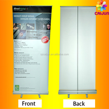80cmX200cm trade show equipment roll up banner display
