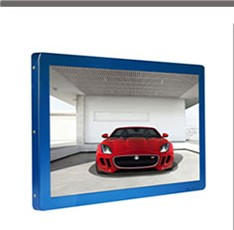 "65"" Networking LCD Tft Ad Player For Floor Standing"