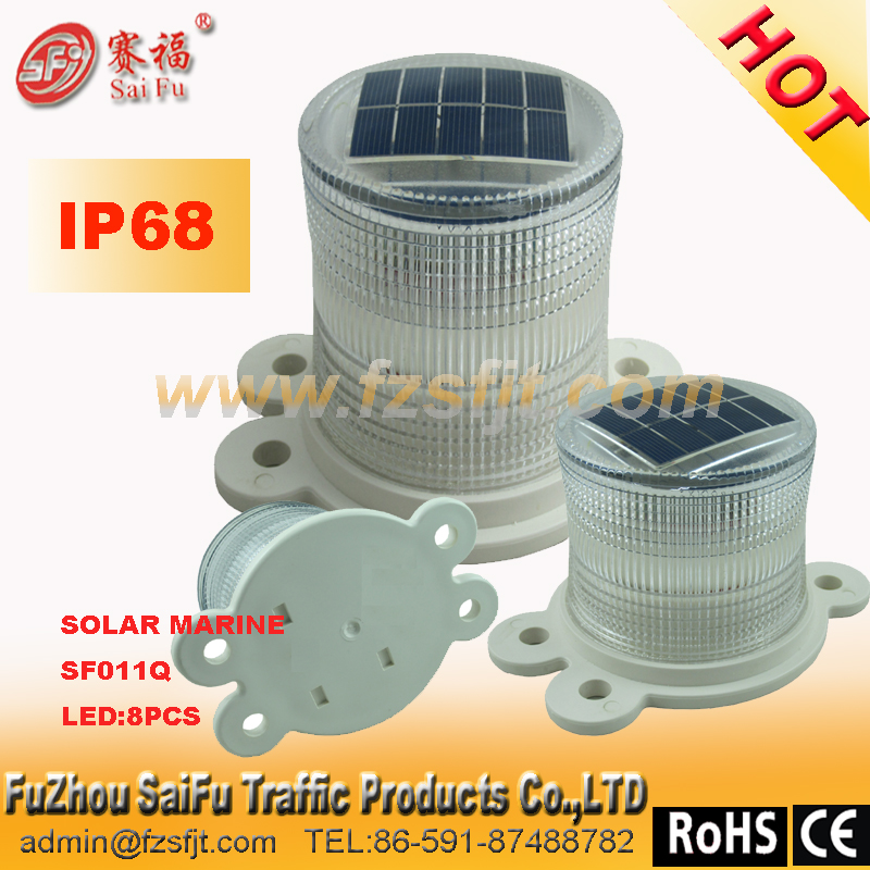 IP68 SOLAR AVIATION OBSTRUCTION LIGHT