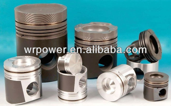 Engine piston for diesel (OEM),Engine parts,Piston,Piston Pin