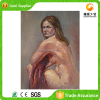 Wholesale Alibaba Canvas Paintings Diamond Painting Nude China Girl