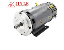 Hydraulic pump dc motor 3kw 12v for Forklift