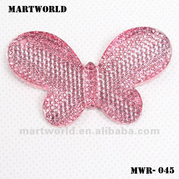 Fashion bow hair accessories rhinestone(MWR-045)