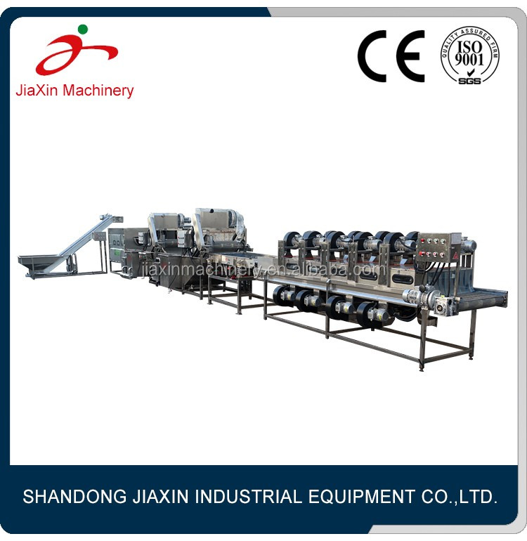 Fruit and vegetable washing drying machine price/fruit drying machine/vegetable drying machine