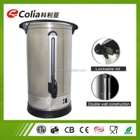 stainless steel electrical hot water boiler water urn