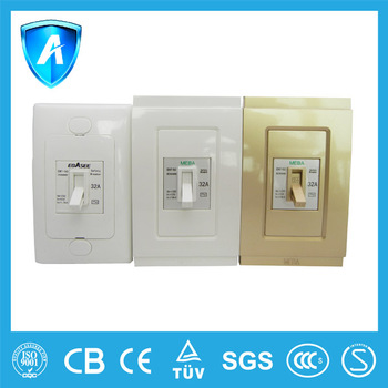 220V electric wall switch