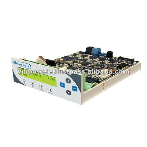 Vinpower 1to3 SATA BD/DVD/CD Controller