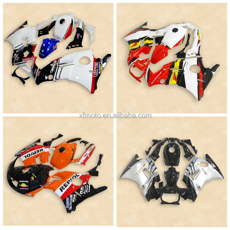 ABS Plastic Fairing Bodywork Cover For Honda CBR600FS 1991-1994 92 93 3B New