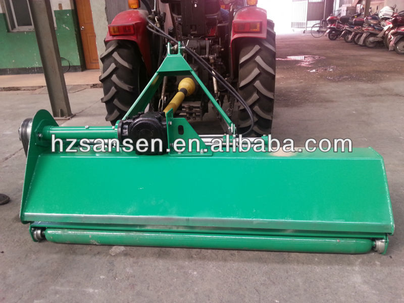 3 Point Tractor mounted Flail Mower / Hydraulic Flail Mower EFGCH / Tractor PTO flail Mulcher