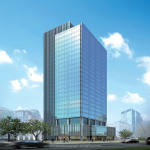 Steel structure Financial Tower for Mongolia